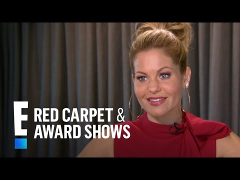 Candace Cameron Bure Admits She Has Baby Fever  E! Live from the Red Carpet