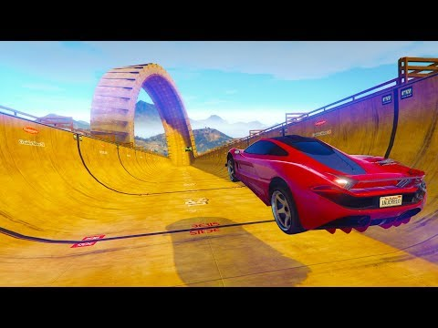 LA MONTAÑA RUSA!! - CARRERA GTA V ONLINE - GTA 5 ONLINE