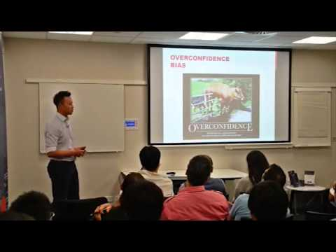 FXStreetSessions Sydney -Is Your Trading Behaviour Sabotaging Your Performance with Duncan Lin