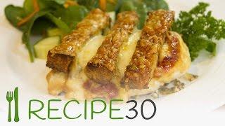 Chicken Parmesan Crunch Recipe