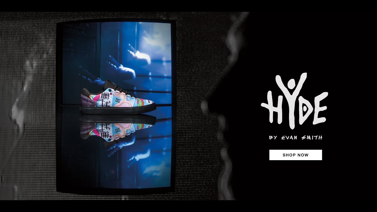 DC SHOES : EVAN SMITH HYDE S
