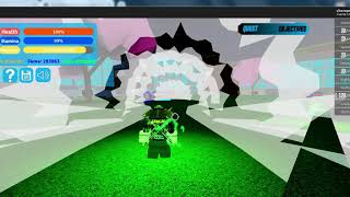 DEKU ONE FOR ALL [DOFA] REVAMP TESTING NEW ROBLOX SKILLS:Boku No Roblox : Remastered