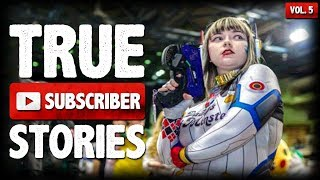 School Cult & Cosplay Stories | 6 True Scary Subscriber Submission Horror Stories (Vol. 005)