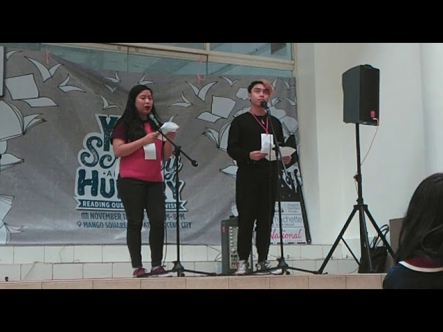Alter Christus by Catherine Dellosa performed by Salve Villarosa and EJ Castaneda