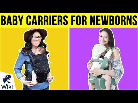 Some Best Organic Baby Carriers
