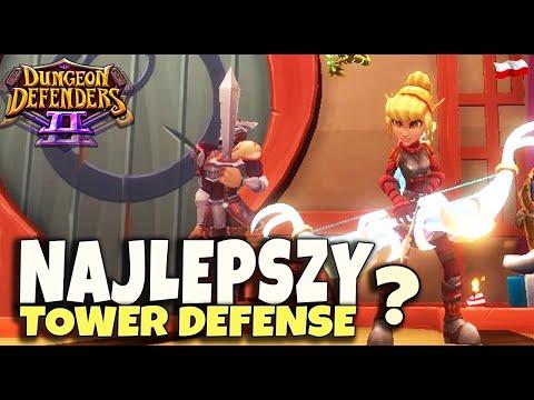 WRACAM DO NAJLEPSZEGO TOWER DEFENSE | Dungeon Defense 2 PL