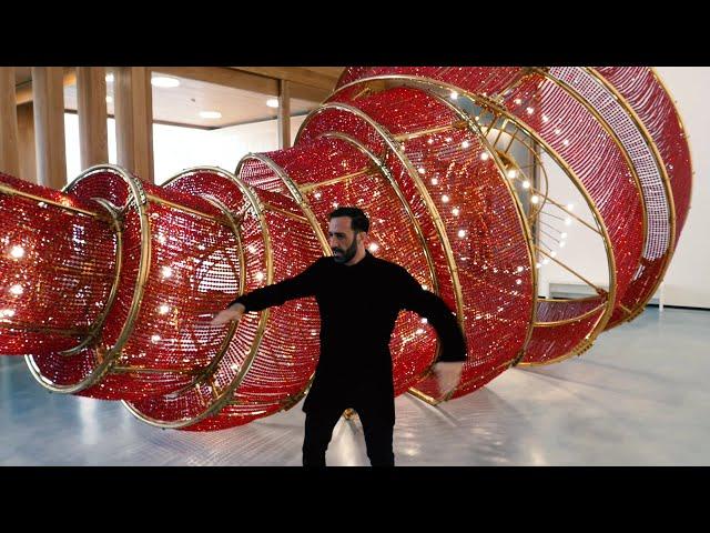 Jesús Ortega crea el espectáculo 'Danza en Helga de Alvear: Obras en movimiento'