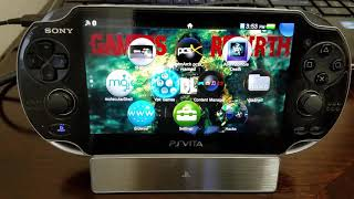 USB Support For PS Vita!!! TheFlow VitaShell Update!!! Install Guide!