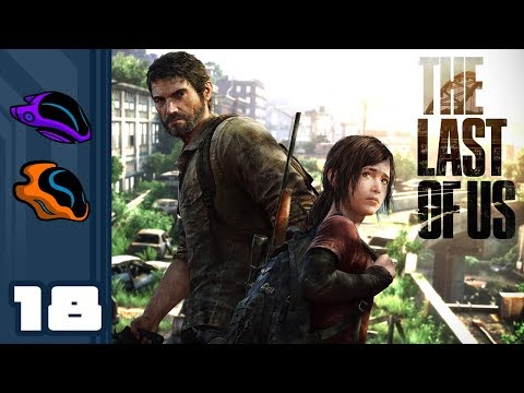 Let's Play The Last Of Us [Remastered] - PS4 Gameplay Part 18 - Brother