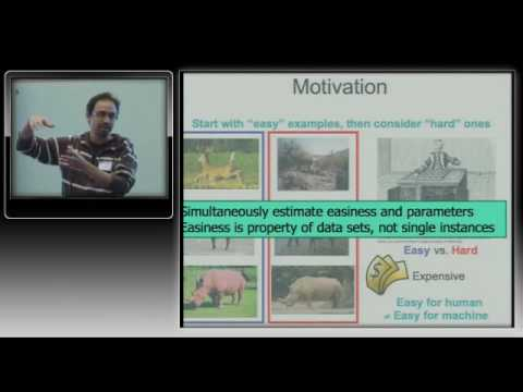 M. Pawan Kumar - Self-Paced Learning for Specific-Class Semantic Segmentation