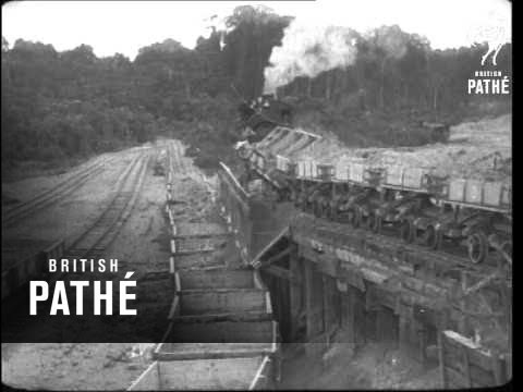 British Guiana - The Country And Its Industries Reel 6 (1924)