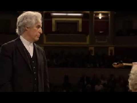 Ilian Garnet | Shostakovich Violin Concerto | 3rd  Mvt | Queen Elisabeth Comp | 2 of 2 | 2009