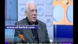 بالفيديو.. محمد عبد اللاه: مصر والسعودية 'عمود الخيمة العربية'