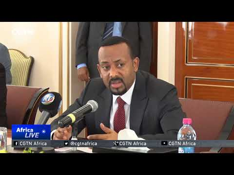 Ethiopian PM strikes port operations deal with Djibouti