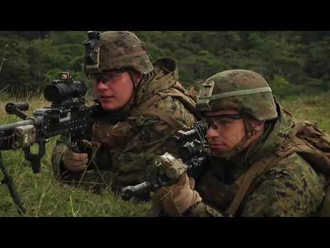 AFN Okinawa - BLT 1-1, Charlie Company, 31st Marine Expeditionary Unit Exercise, Okinawa