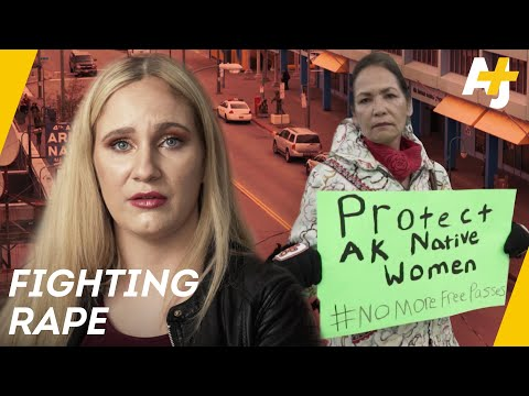 How Alaska Natives Are Fighting Rape Culture | AJ+
