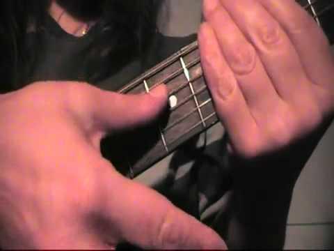 Гитарный бой Фокстрот (разные