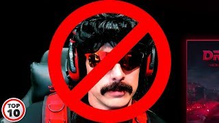 Dr. Disrespect Banned From Twitch & E3 2019!