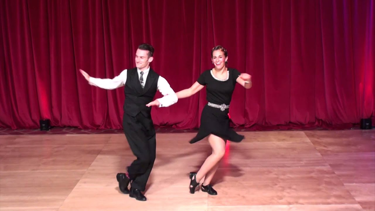 Esdc 2015 Advanced Lindy Hop Classic Showcase Finals
