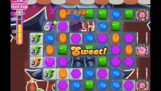 Candy Crush Saga Level 1485 (No booster, 3 Stars)