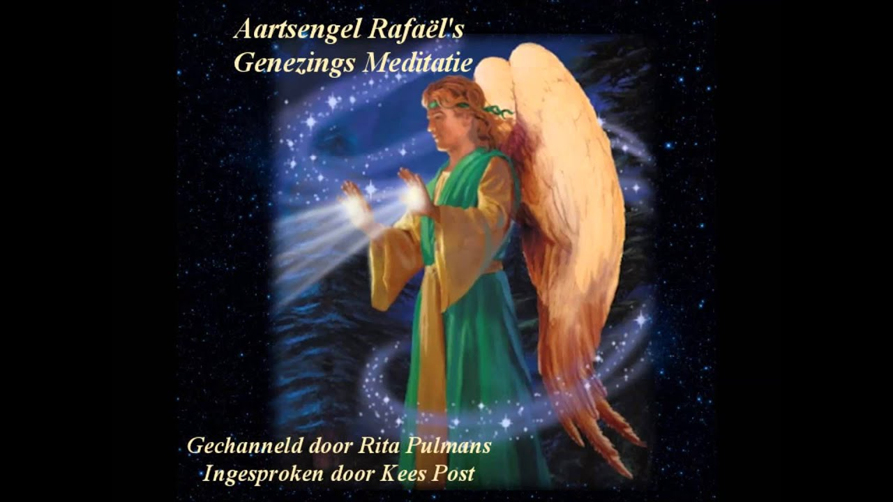 Download Aartsengel Rafaels Genezings Meditatie
