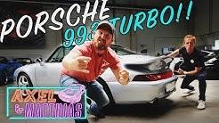 Porsche 993 Turbo im Maxel-Check | Moderne Klassiker |EP. 1 | Axel & Matthias