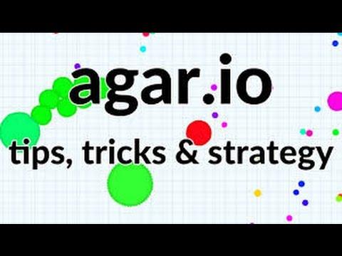 AGAR.IO : TIPS, TRICKS & STRATEGY I...