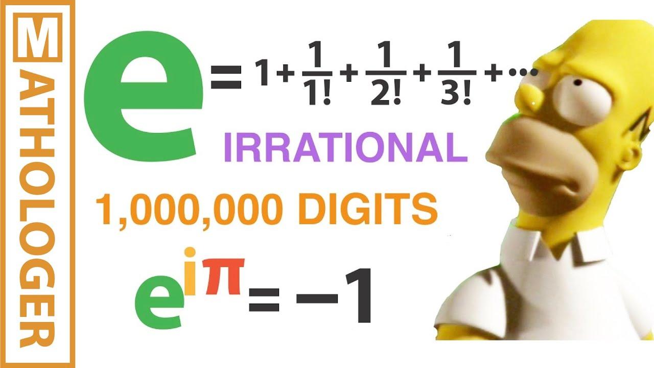 e to the pi i for dummies - YouTube