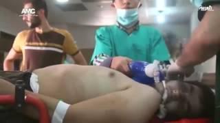 قلق دولي من استخدام النظام لغاز الكلور في حلب