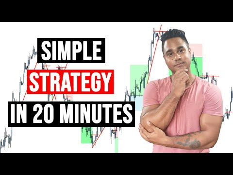 Learn A Powerful Trading Strategy In 20 Minutes (Simple, Powerful & Effective)