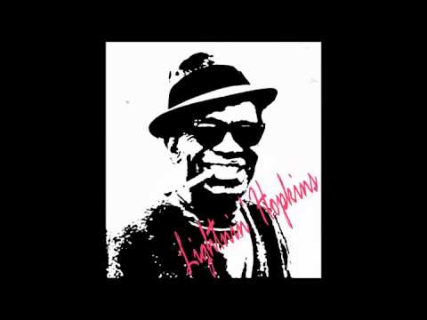 Lightnin' Hopkins -Mojo Hand