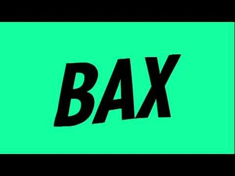 Mosca - Bax (Numbers - NMBRS16)