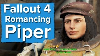 Fallout 4 - What happens when you romance a companion? (new gameplay)