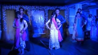 Mehndi Lagake Rakhna (Holud Performance)