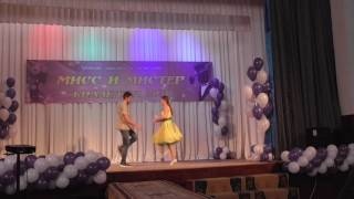 Танец - Михаил Екимов и Алла Коряк