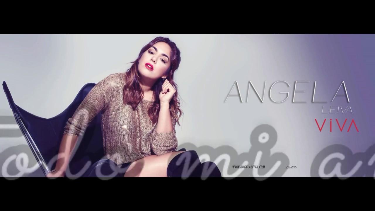 Si una vez - Letra - Angela Leiva (CD VIVA)