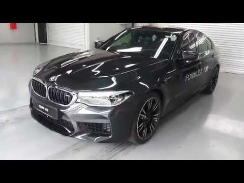2018 BMW M5 (F90) Walkaround and On-Track Review at Sepang | EvoMalaysia.com