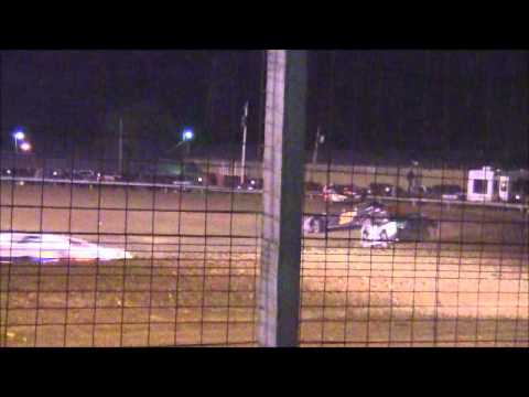 Farmer City Raceway Sportsman Feature, April 13, 2012
