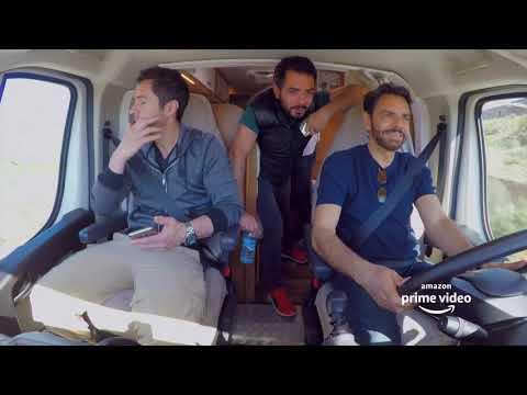 De Viaje con los Derbez  - Teaser Camper | Amazon Prime Video