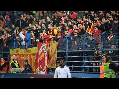Montenegro official insists racist chanting is yet to be proven