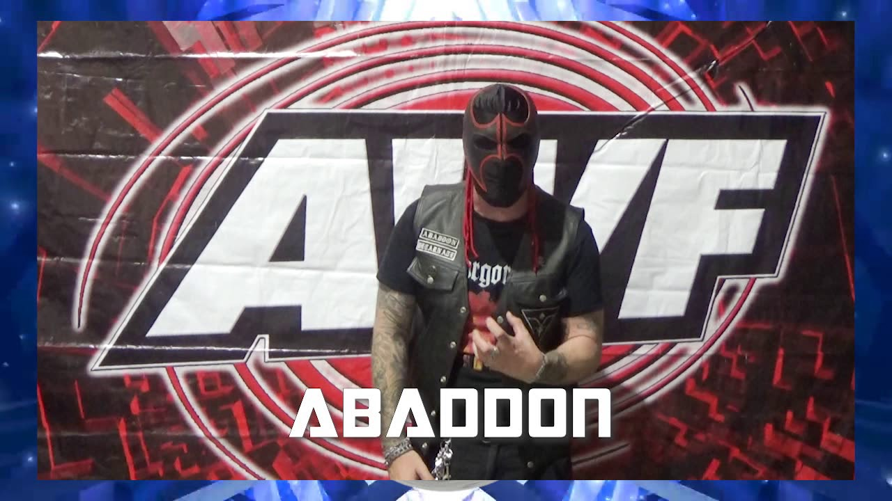 Abaddon to challenge Whiskey Sixx at AWF Pro-Wrestling Reset for the AWF Commonwealth Title