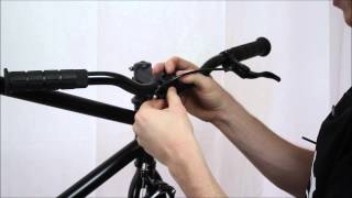 6ku Fixie Bike Unboxing and Assembly