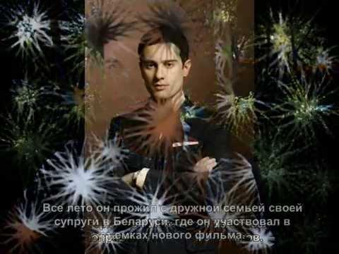 Антон Макарский  Потолстел из-за тещи