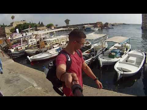 TRAVEL VIDEO LEBANON GOPRO