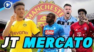 Manchester United veut frapper fort cet été | Journal du Mercato