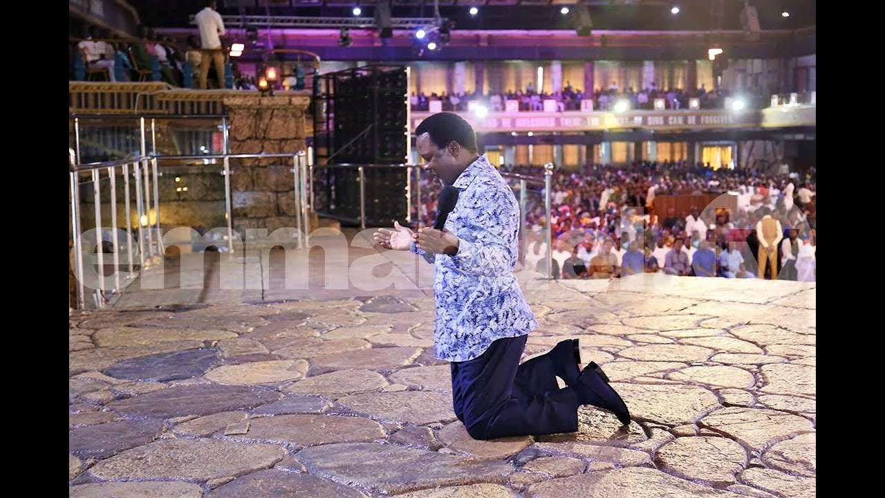SCOAN 02/12/18: Living Water Prayer Service At The Altar