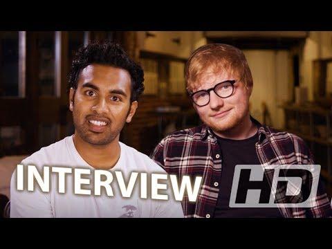 ed-sheeran-&-himesh-patel-interview---yesterday-(2019)