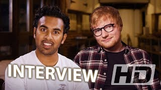 Ed Sheeran & Himesh Patel Interview - Yesterday (2019)