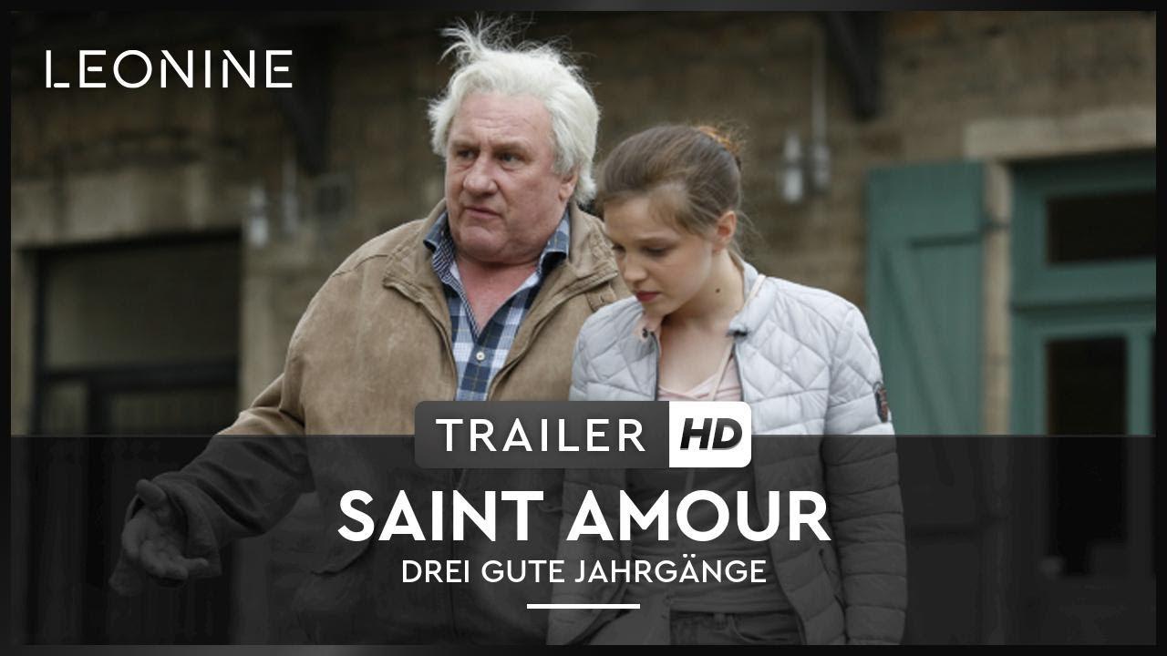 the saint trailer deutsch