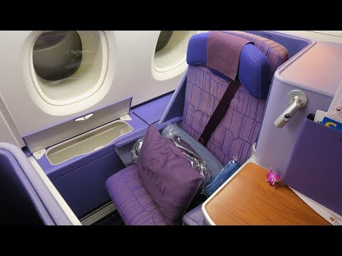 [Flight Report] THAI | Bangkok ✈ Paris | Airbus A380-800 | Business
